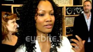 Garcelle Beauvais fights back her tears - she misses relatives in Haiti