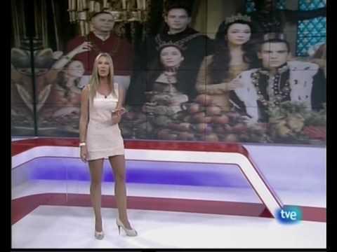 Anne Igartiburu - Corazón 16/07/2010