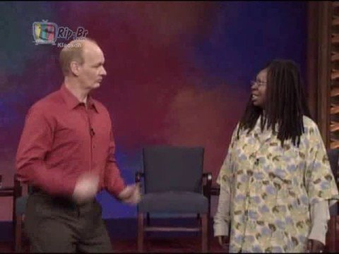 Whose Line Is It Anyway - Whoopi Goldberg - Só Perguntas