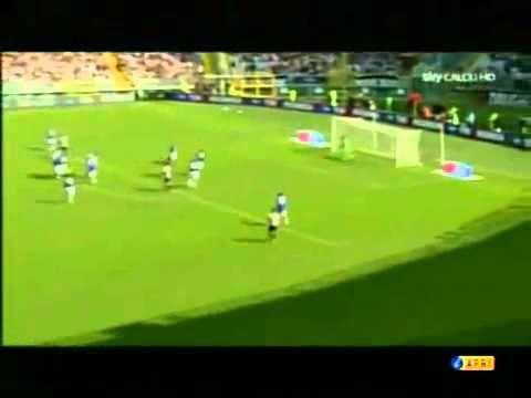 Juventus - Sampdoria 3-3 Highlights Sky Sport Hd ( 2° Giornata Serie A Tim 2010-2011)
