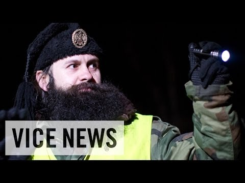 Serbian War Veterans Operating in Crimea: Russian Roulette in Ukraine (Dispatch 5)