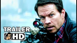 MILE 22 Official Trailer Teaser (2018) Mark Wahlberg, Ronda Rousey Action Movie HD