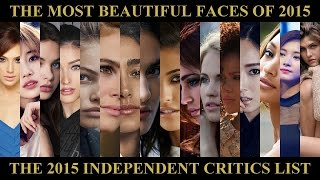 The 100 Most Beautiful Faces of 2015