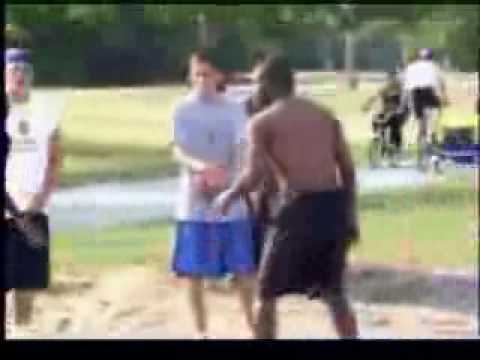 Street Basketball very ohh.wmv