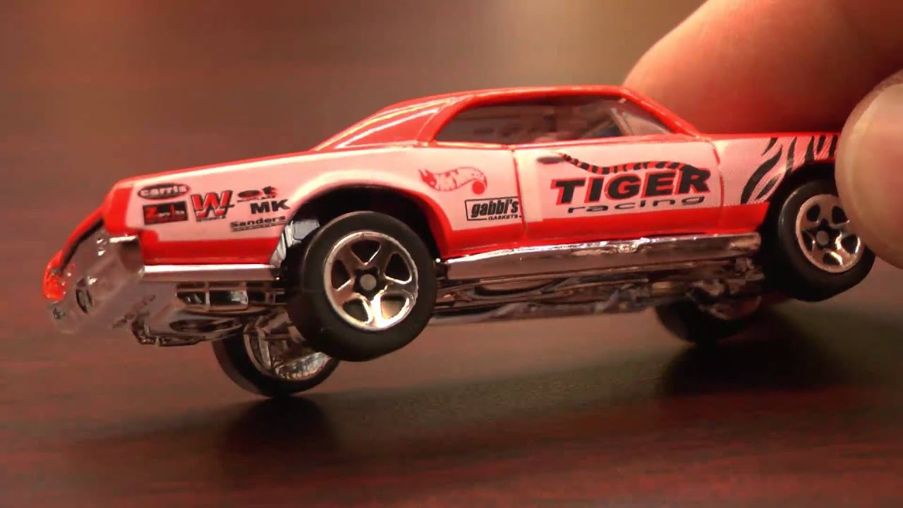 Cgr garage 1967 pontiac gto hot wheels review youtube