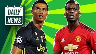 Ronaldo's CRAZY red card, Man City shocking loss + disrespectful Mourinho ► Daily Football News