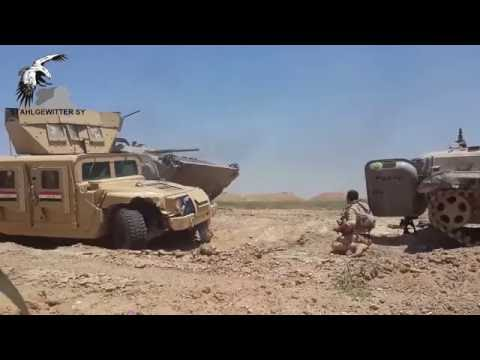 Iraqi Forces Battle for Fallujah as troops continue to eliminate ISIS