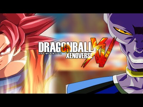 Dragon Ball Xenoverse Super Saiyan God Goku vs Beerus Gameplay [Analysis & Breakdown]