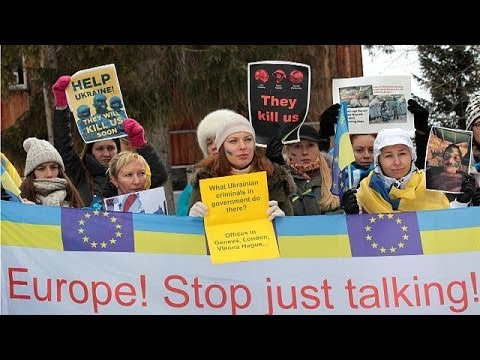 Could European mediation solve the political crisis in Ukraine?
