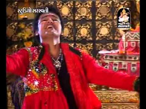 Mataji Na Garba-kirtidan Gadhvi-aavjo Maavadiyu | Desh Devi Din Dayadi | video