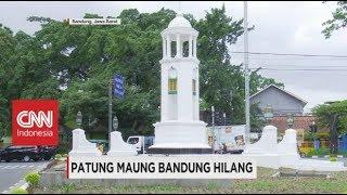 Patung Maung Bandung Hilang