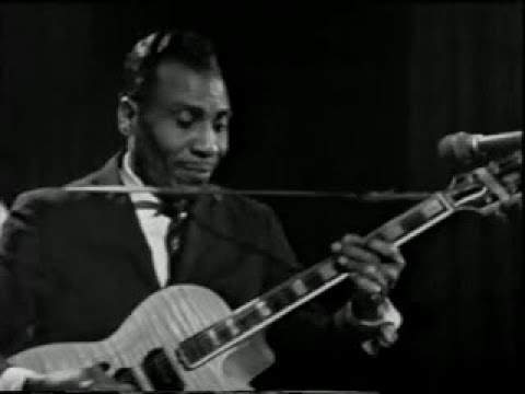 "Norman Granz ""Jazz at the Philharmonic"" Poplar Town Hall, UK Weds 30th November 1966 - BBC TV ""Woman, You Must Be Crazy"" (Aaron Walker) ""Goin' To Chicago Blu..."