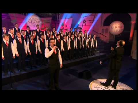 Tim Rhys Evans arrangement performed by Only Boys Aloud for the BBC Songs of Praise tv programme.
