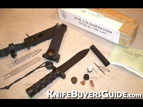 HB-1-01 Survival Knife Review