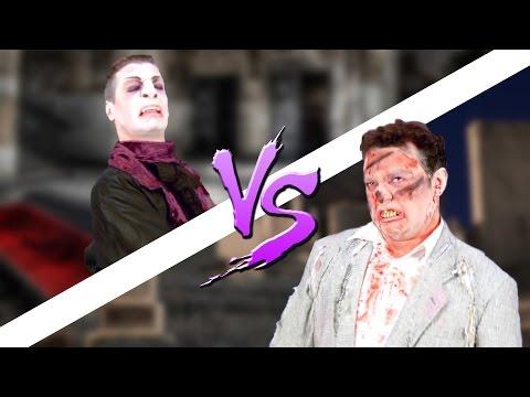 VAMPIRO vs. ZUMBI ♫