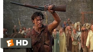 This Is My Boomstick! - Army of Darkness (2/10) Movie CLIP (1992) HD