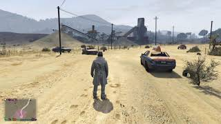 Grand Theft Auto V 4 stupid Taxidriver on one place ;)