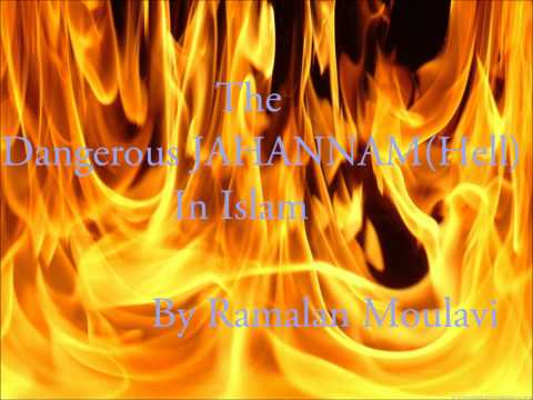 The Jahannam (hell) Tamil Bayan. video