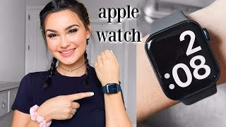 the worst apple watch unboxing thus far *series 4*
