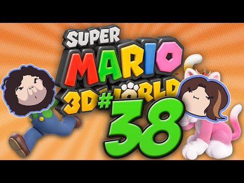 Super Mario 3D World: Running Ahead - PART 38 - Game Grumps