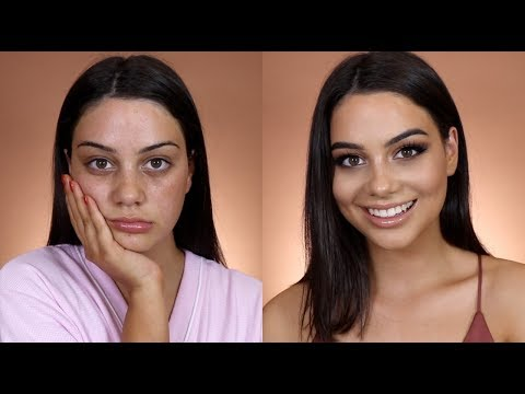 GRWM: MY GO TO CLUBBING MAKEUP LOOK!