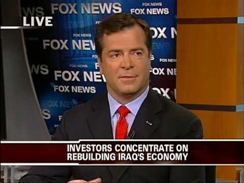 Iraq Economy Interview with Dan Rice