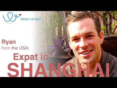 What's it like to live in Shanghai? Ryan from the USA part 01 of 08