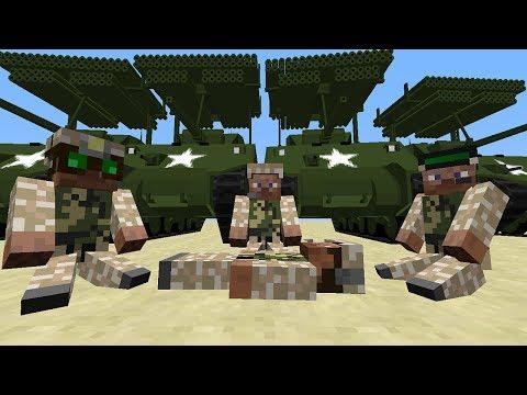 Minecraft: WORLD WAR II, FLANS MOD! (TANKS, PLANES, CARS) - Mod Showcase!