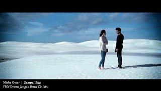 Download Lagu (OST JANGAN BENCI CINTAKU) Misha Omar - Sampai Bila (Lyric Video) Gratis STAFABAND