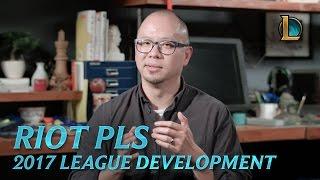 Riot Pls: League of Legends 2017 Development   Honor Rework, Runes and Masteries, Team Competition