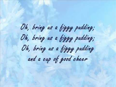 We Wish You A Merry Christmas - Sing Along - With Lyrics