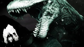 The Isle - SOMETHING MASSIVE IS HUNTING US! - Magna Rex Encounter?! Rex Survival - The Isle Gameplay