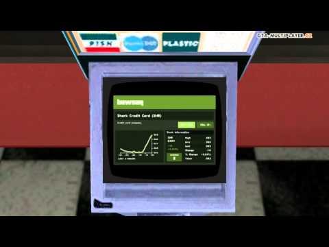 Stock market in SA-MP