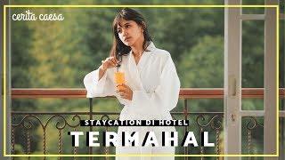 Liburan ke Hotel TERMAHAL?