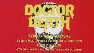 Doctor Death: Seeker of Souls (1973) - Official Trailer