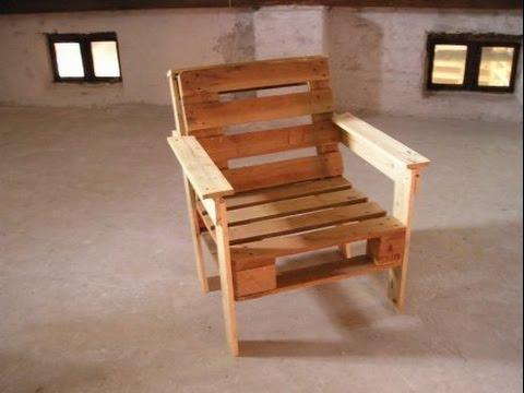 Кресло из поддонов - Мастер класс по изготовлению. Кресло своими руками. - YouTube Unblock - Free Online Proxy Unblock YouTube