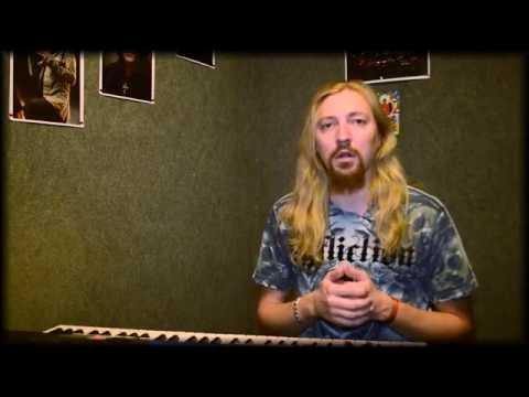 Александр Кэп, уроки вокала. Грудной и головной резонатор.