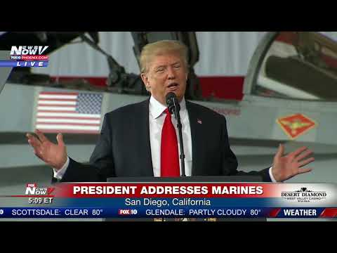 SPACE FORCE: President Trump Wants Soldiers In Space