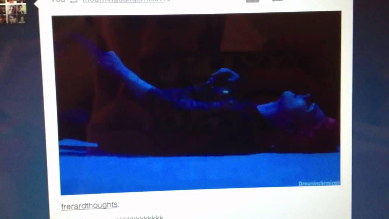 Gerard Way Dance Gerard Way Imagining Sex