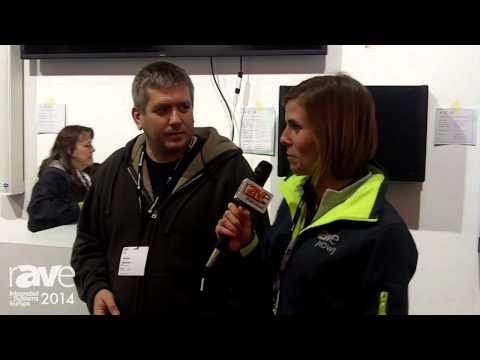 ISE 2014: Chandler Talks with Rick from Renkus-Heinz