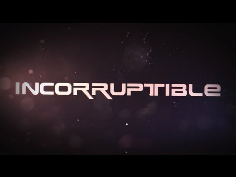Incorruptible (Official Typography Video) - Beckah Shae