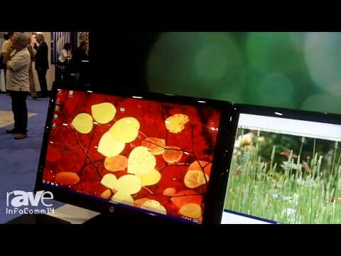 InfoComm 2014: Avitech Demonstrates Sequoia 4H Multiviewer with Built-in KVM Switch