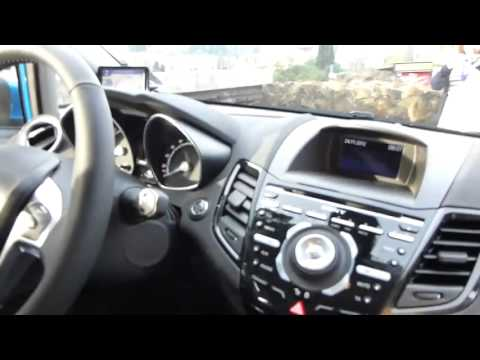 Nuevo Ford Fiesta 2014