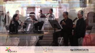 """""""Música y Arte Barroco"""" Cuarteto de Flautas de Pico"""