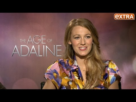 Blake Lively Gushes Over Baby James, Talks 'Age of Adaline,' and 'Deadpool'