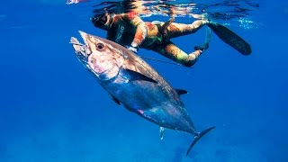 Spearfishing Movie - One Fish Legends