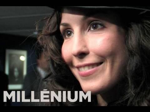 Millenium : Le Tapis Rouge En Vidéo