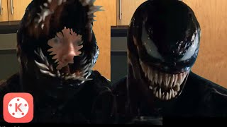 Venom Transformation Effect for Android or IOS with KineMaster
