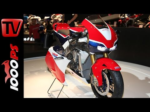 Honda RC213V-S 2015 | MotoGP Bike f�r die Stra�e