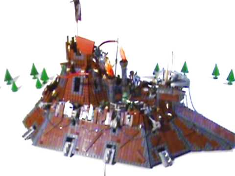 Mechanized Orc Castle